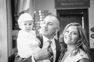 Roman Catholic Baptism Photography by Arpi Pap