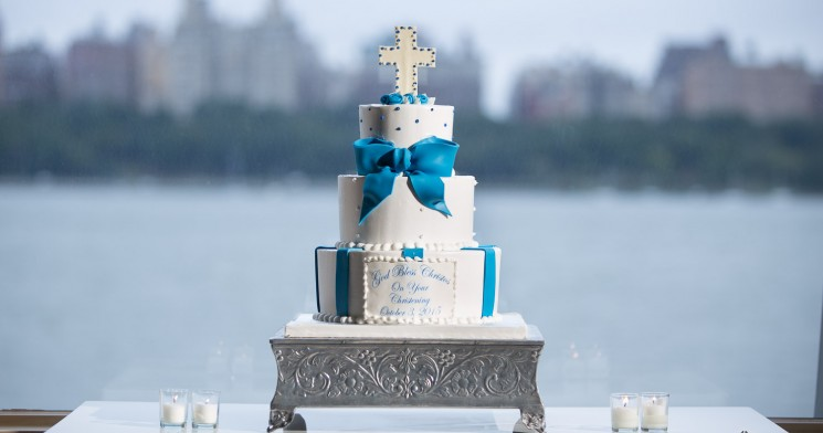 Christening and Baptism Cakes.Children Party Cakes. Photo Samples for Inspiration